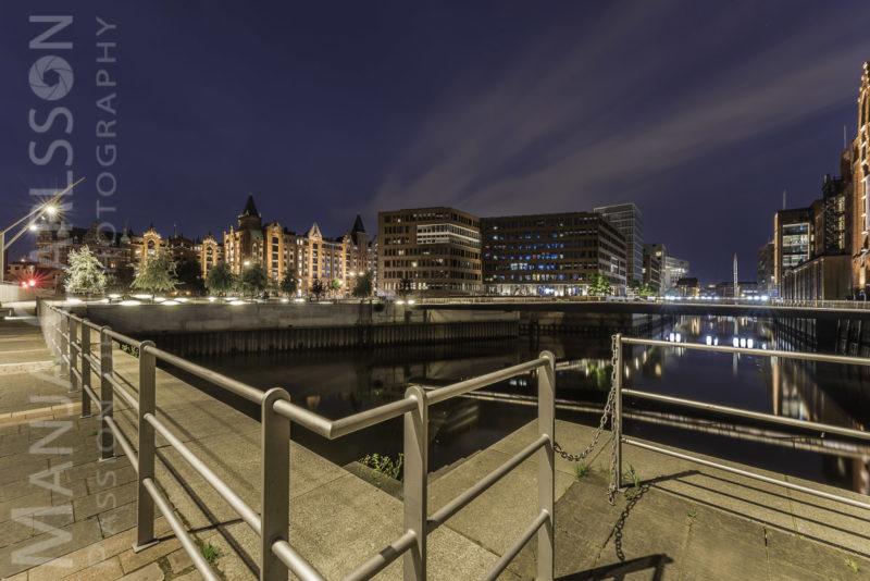 Hamburg - Hafencity, Brooktorhafen